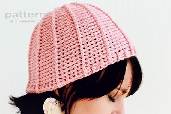 Crochet Pattern - Crochet Cap