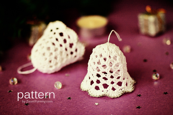 Christmas Crochet Bells Patterns