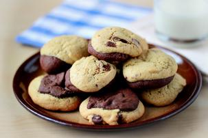 double-fudge-chocolate-chip-cookies