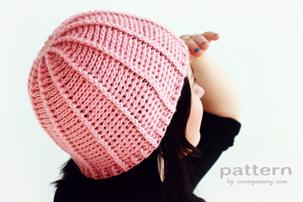 crochet cap pdf pattern