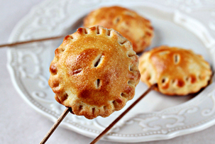 pie pops recipe with step by step picture tutorial