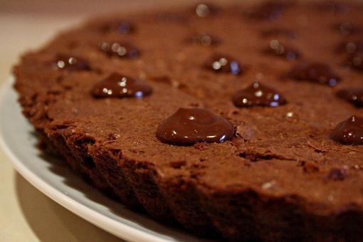brownie-tart