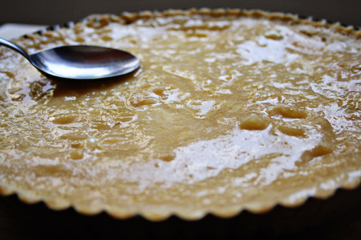 lemon tart recipe with step-by-step images
