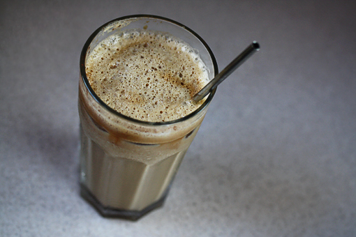 cafe frappe recipe