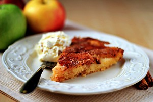 cinnamon and apple cake recipe with step by step pictures and list of ingredients, apple coffee cake, apple cake recipe, pictures, images, ingredients