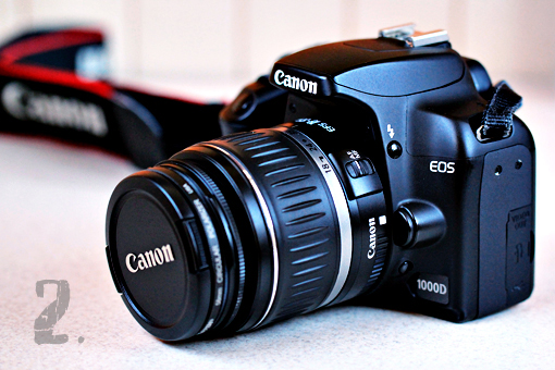camera comparison, food blogger camera and lens tips and advice