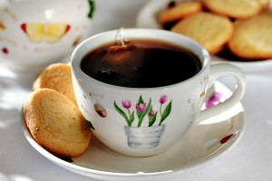 tea cookies recipe with step by step pictures, ingredients, pictures, recipe, images
