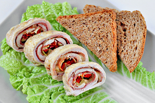 chicken roulade recipe with step by step pictures and list of ingredients, chicken roll recipe, homemade stuffed chicken roll, recipe, pictures, images