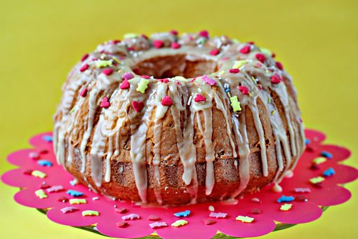 tangerine bundt cake recipe with step by step pictures