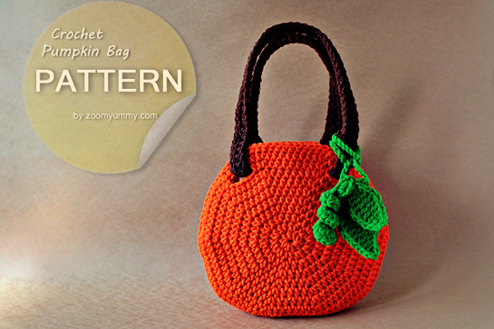 Free Crochet Pumpkin Pattern, or Two! - Planet M Files — Welcome