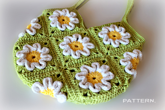 Free Crocheted Bag Patterns Crochet And Knitting Patterns