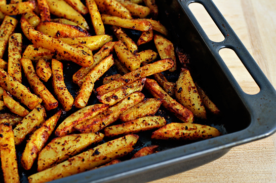 basic baked french fries oven baked french fries oven baked french ...