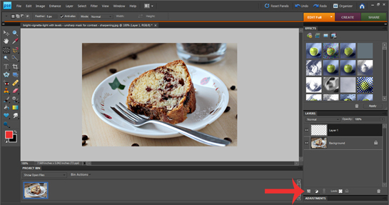 how to add white misty border to a picture Photoshop tutorial, elliptical marquee tool