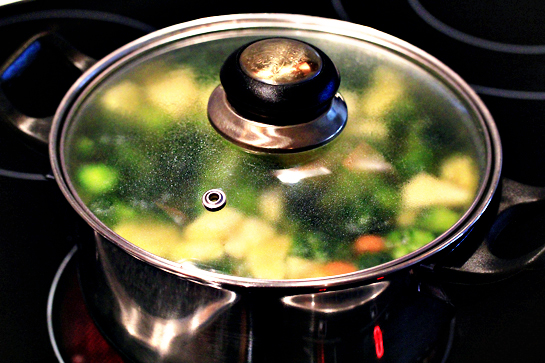 simple-vegetable-soup-pot-simmering