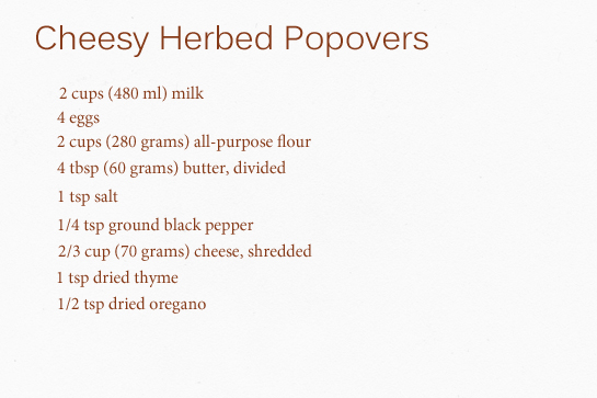 cheesy-herbed-popovers-ingredients