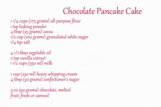 Pancake Mug Cake Recipe