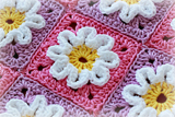 crochet-3D-flower-baby-blanket
