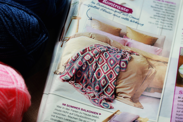 granny afghan in mag inspiration