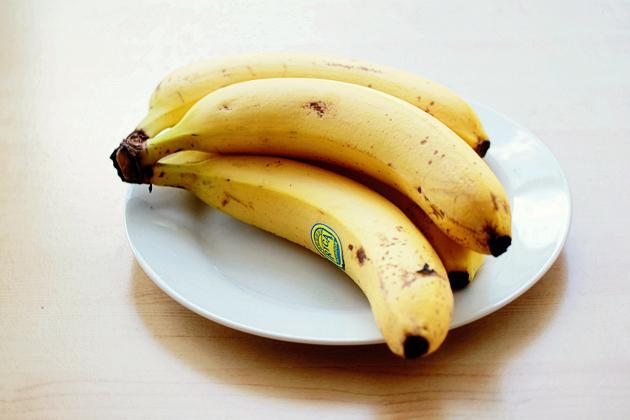 one ingredient banana ice cream