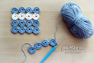 crochet joy joy coasters