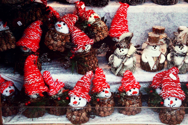 Christmas 2013 in Vienna - Vienna Christmas Market