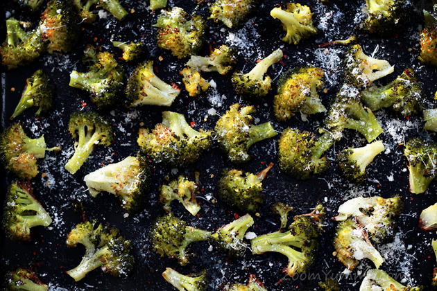 perfect roasted broccoli recipe