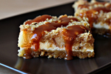 Caramel Apple Cheesecake Cookie Bars Recipe