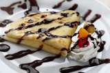 Crepes with Cream Cheese Filling Recipe