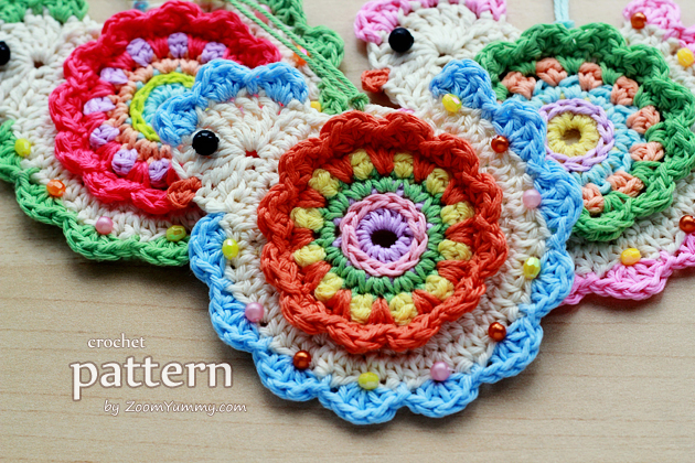 happy crochet chick - pattern