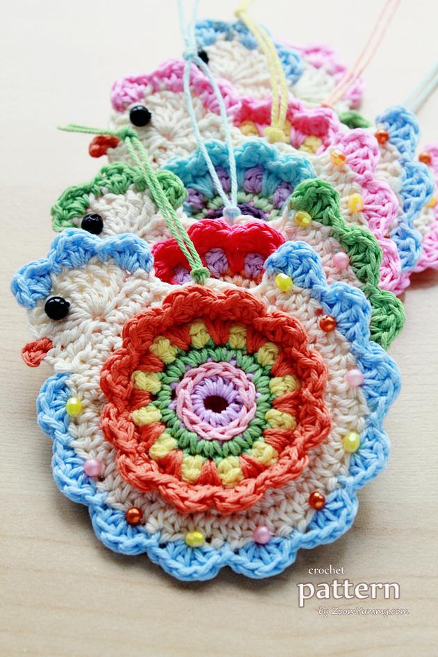 New Pattern Happy Crochet Chick Crochet Zoom Yummy Crochet