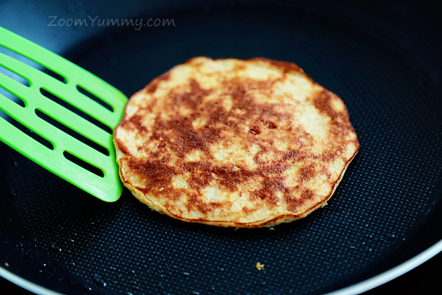3-Ingredient Pancakes recipe