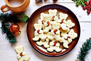 Huggy Bear Cookies Recipe