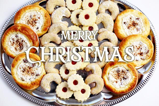 Merry Christmas 2014 from ZoomYummy.com