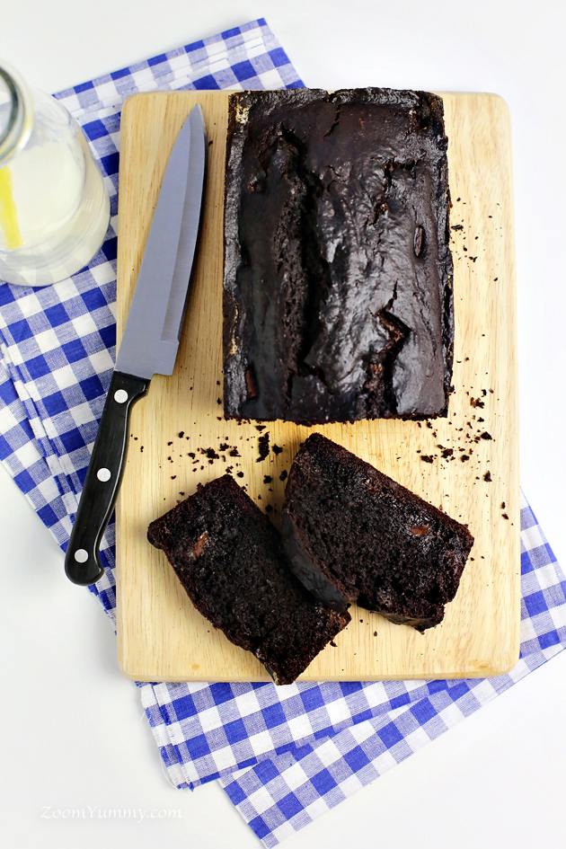 Double Chocolate Banana Bread... And Some News Too - Zoom Yummy - Crochet, Food, Photography