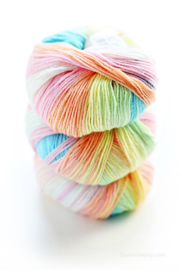 variegated yarn