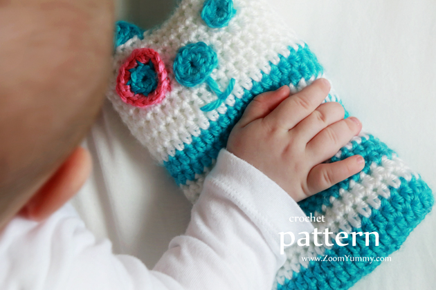 crochet pattern a baby's first teddy bear