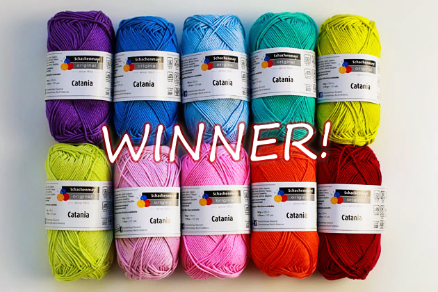 big Christmas Yarn Giveaway - winner!big Christmas Yarn Giveaway - winner!