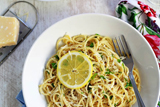 lemon spaghetti recipe