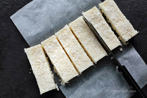No-Bake Coconut Bars Recipe