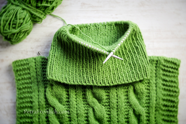 Knitting Pattern For Simple Poncho : A Simple Knit Poncho Pullover   Knitting   Zoom Yummy   Crochet, Food, Photog...